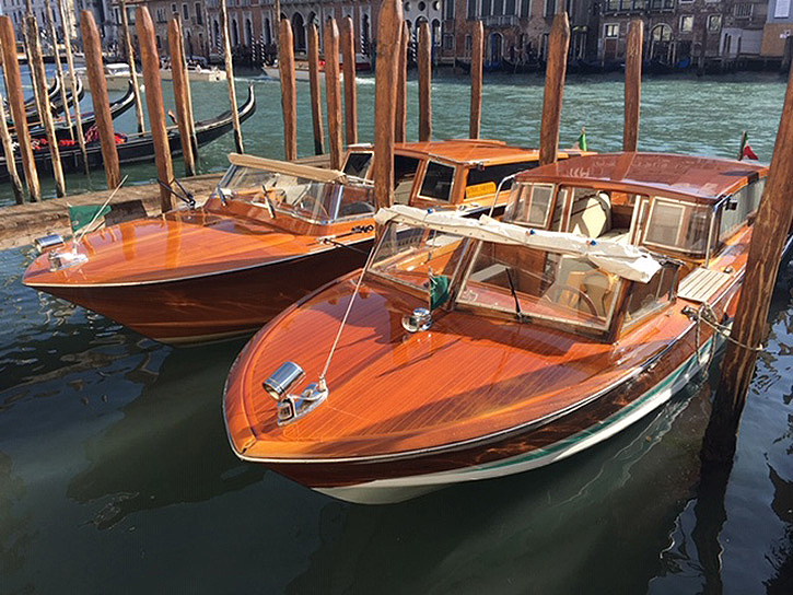 luxury water taxi venice