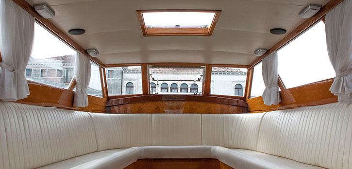 max water taxi spacious interior