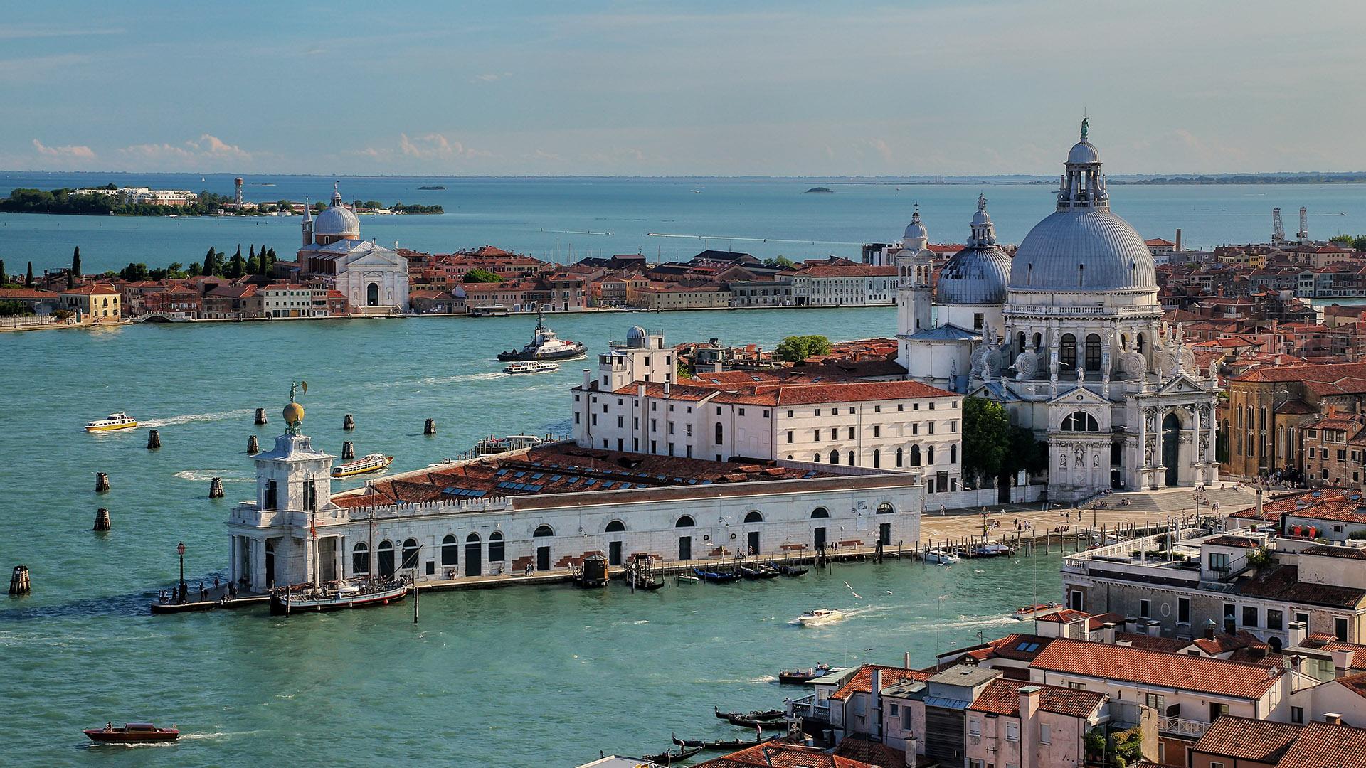 Luxury Water Taxi Venice - Punta della dogana
